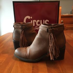 Circus by Sam Edelman Jolie Saddle Booties